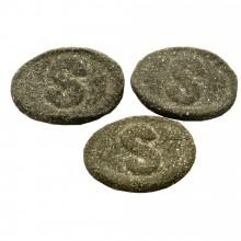 S-mærker Skum Salte 150 stk.