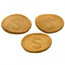 S-mærket Skum Toffeé-Salte 150 stk.