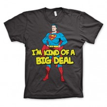 Superman - I'm Kind Of A Big Deal T-Shirt