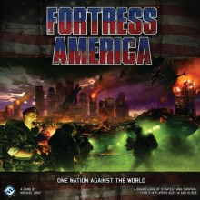 Fortress America - Selskabsspil