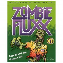 Fluxx Zombie - Selskabsspil