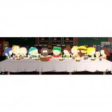 South Park Last Supper Plakat