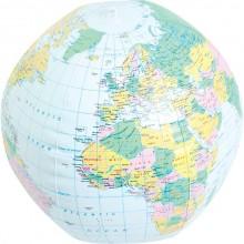 Oppustelig Globus
