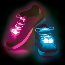 Lysende LED Snørebånd