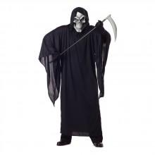 Grim Reaper (Døden) Fastelavndragt