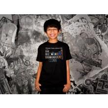Minecraft Periodiske System Barn T-shirt