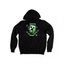 Minecraft Creepter Inside Hoodie