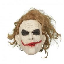 Jokeren Maske med Hår