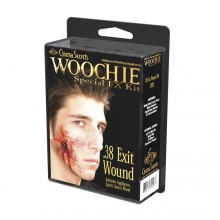 Makeupsæt Exit Wound (Woochie)