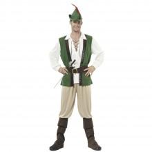Robin Hood fastelavnsdragt