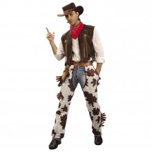 Cowboy Fastelavnskostume