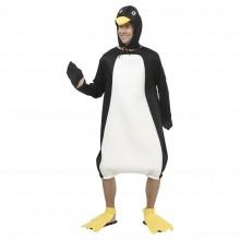 Pingvin Fastelavndragt