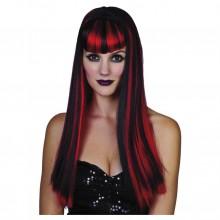 Paryk Gothic Sort og Rød