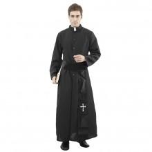 Katolsk Præst Fastelavndragt