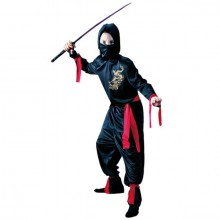 Ninja Børnekostume