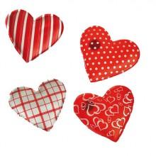 Hjerte-håndvarmere Forskellige Mønstre