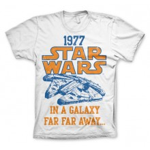 Star Wars 1977 T-shirt