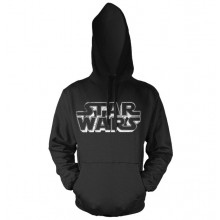 Star Wars Distressed Logo Hoodie
