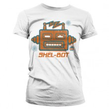 the Big Band Shel-Bot Dame T-shirt