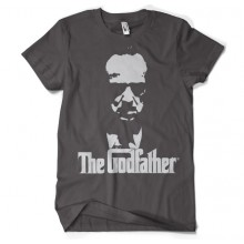 The Gothfather Shadow T-Shirt Mørkegrå