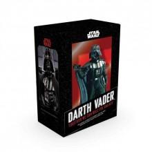 Star Wars Darth Vader - Figur & Bog med citat