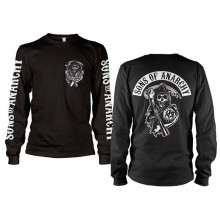 Sons of Anachy Backpatch Long Sleeve