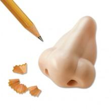 Blyantspidser-næse