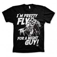 Batman I'm Pretty Fly For A Night Guy T-Shirt
