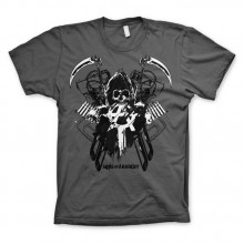 Sons Of Anarchy SOA Engine Reaper T-Shirt
