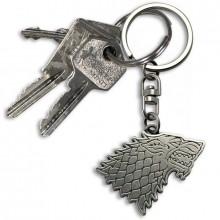 Game Of Thrones Stark Nøglering