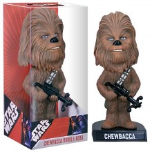 Star Wars Chewbacca Bobblehead