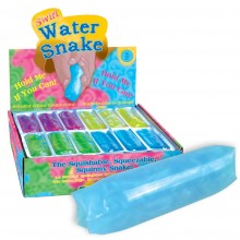 Slange med vand