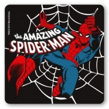 Marvel Spiderman Coasters Sort 6-pak