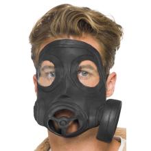 Gasmaske Sort