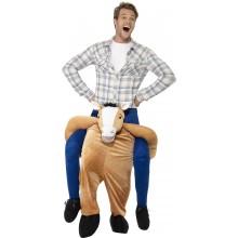 Ridende Hest Kostume