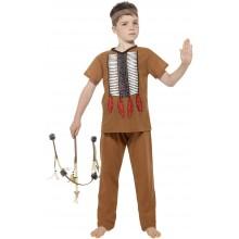 Indianerdreng Kostume Barn