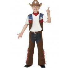 Cowboy Texas Kostume Barn