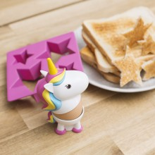 Æggebæger og Toast Skærer Enhjørning