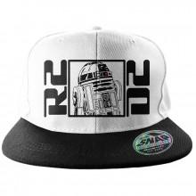 Star Wars R2D2 Snapback Cap