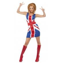Ginger Spice Kostume