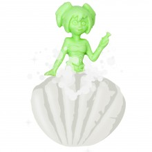 Badebombe Mermaid Seashell