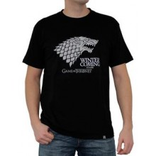 GoT Winter Is Coming T-shirt Sort