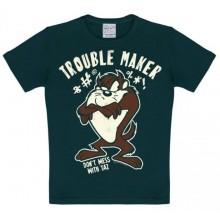 Looney Tunes Trouble Maker T-shirt Børn Sort