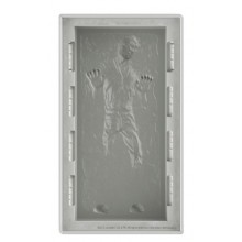 Star Wars DX Silikoneform Han Solo i Carbonite