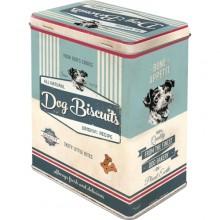 Metaldåse Retro Dog Biscuits