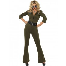 TOP GUN AVIATOR HOTTIE KOSTUME