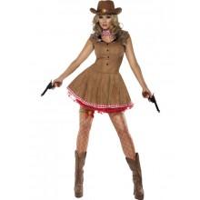Wild West Cowgirl-kostume