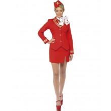Stewardesse - kostume