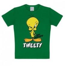 Looney Tunes Tweety T-shirt Børn Grøn
