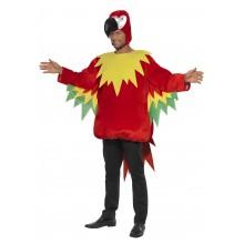 Papegøje Kostume